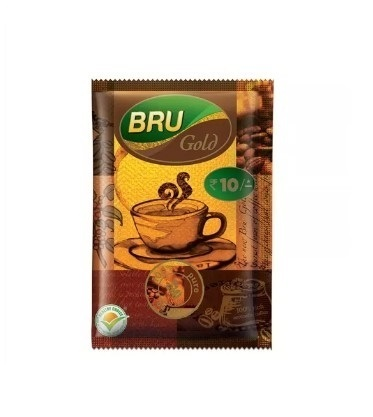 BRU GOLD COFFEE POUCH - 7.8 GM