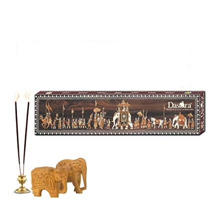 CYCLE DASARA INCENSE STICK - AGARBATTI - DHUPKATHI - 14 PCS