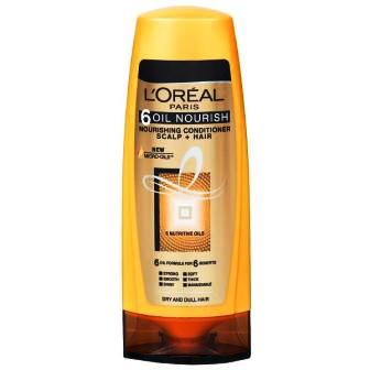 LOREAL PARIS 6 OIL NOURISH CONDITIONER - 175 ML