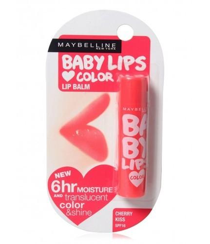 BABY LIPS CHERRY KISS LIP BALM - 4.5 GM