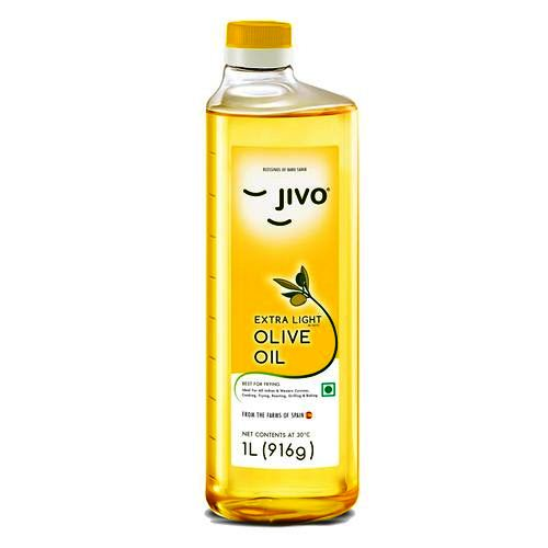 JIVO EXTRA LIGHT OLIVE OIL (COOKING) - 1 LTR SPECIAL RATE