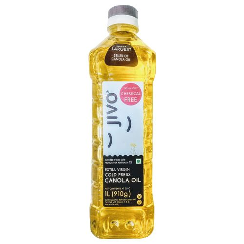 JIVO CANOLA OIL (CHEMICAL FREE) - 1 LTR