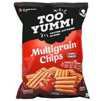TOO YUMM MULTIGRAIN CHIPS TANGY TOMATO - 54 GM
