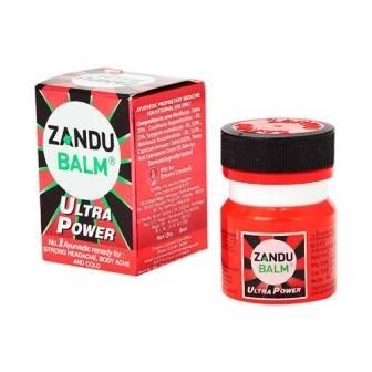 ZANDU BALM ULTRA POWER - 8 ML