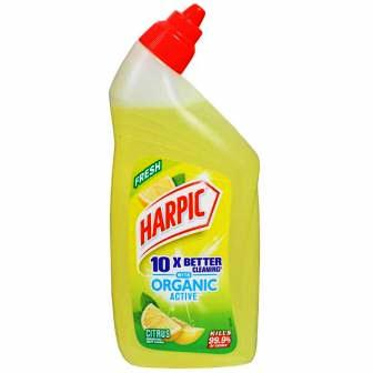 HARPIC TOILET CLEANER - FRESH CITRUS (ORGANIC) - 500 ML