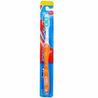 ORAL B CAVITY DEFENCE 123 SOFT TOOTHBRUSH - 1 PC