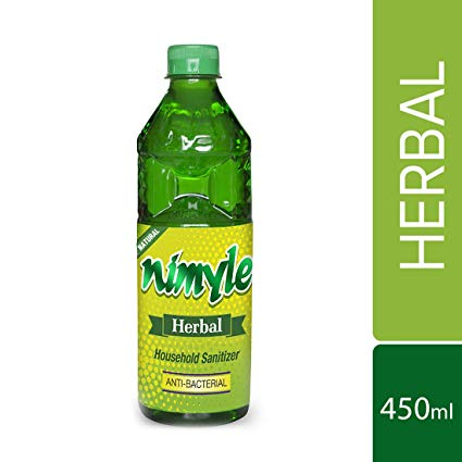 NIMYLE HERBAL NEEM BASED PHENYLE (GREEN) - 500 ML