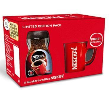 NESCAFE COFFEE CLASSIC JAR - 100 GM PLUS FREE MUG