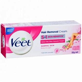 VEET HAIR REMOVAL CREAM NORMAL SKIN - 32 GM