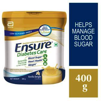 ENSURE DIABETES CARE - 400 GM