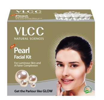 VLCC PEARL FACIAL KIT - 6 X 10 GMS
