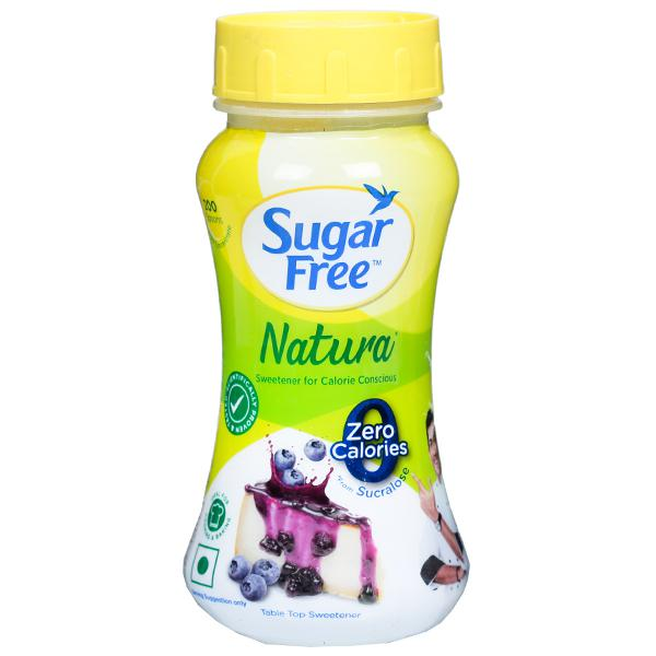 SUGAR FREE NATURA POWDER - 100 GM