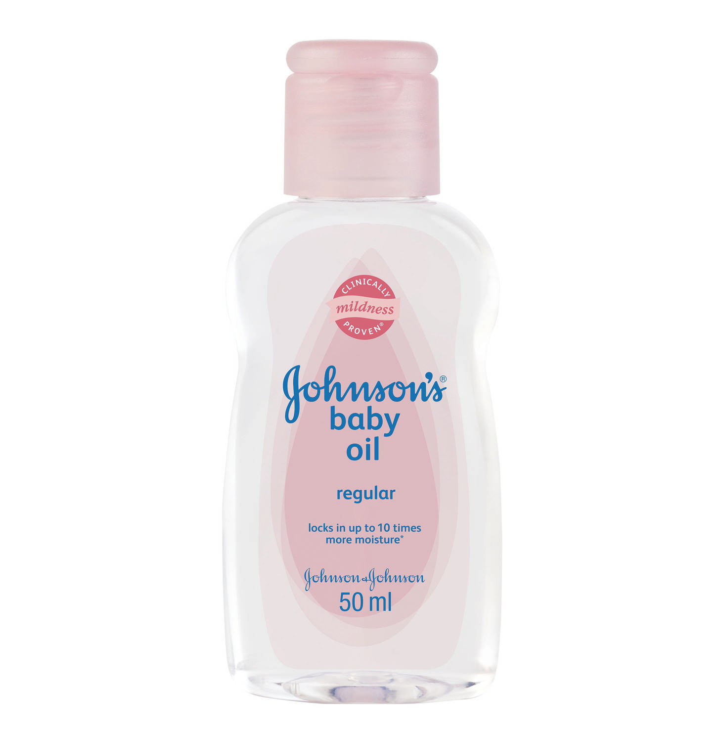 JOHNSONS BABY OIL - 50 ML