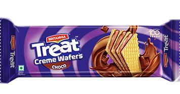 BRITANNIA TREAT CREME WAFERS - 15 GM X 2