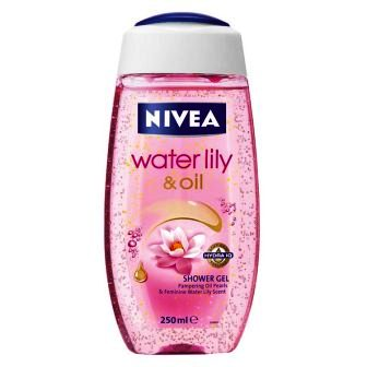 NIVEA WATER LILY & OIL SHOWER GEL - 250 ML