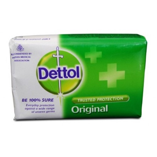 DETTOL SOAP ORIGINAL - 125 GM