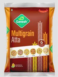 GANESH MULTIGRAIN ATTA - ATA - 1 KG
