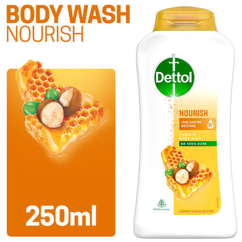 DETTOl BODY WASH - 250 ML