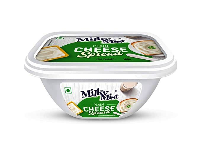 MILKY MIST CHEESE SPREAD - 200 GM