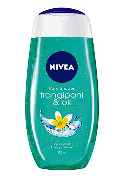 NIVEA FRANGIPANI & OIL SHOWER GEL - 250 ML