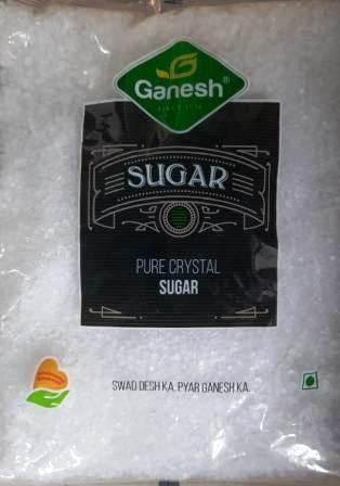 GANESH PURE CRYSTAL SUGAR CHINI - 1 KG