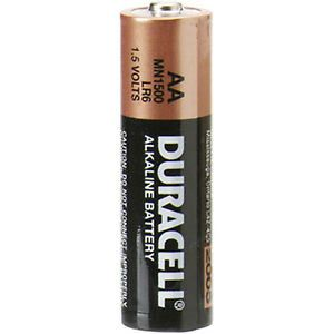 DURACELL AA BATTERY - 1 PC