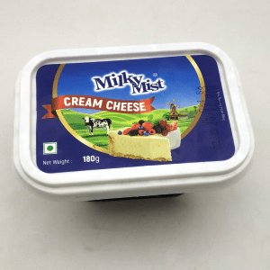MILKY MIST CREAM CHEESE - 180 GM