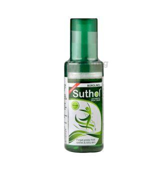 SUTHOL ANTISEPTIC SKIN LIQUID SPRAY - NEEM - 100 ML