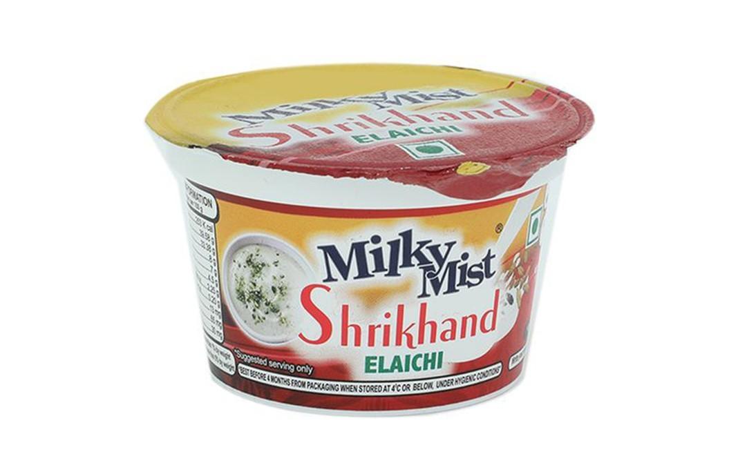 MILKY MIST ELAICHI SHRIKHAND - 100 GM