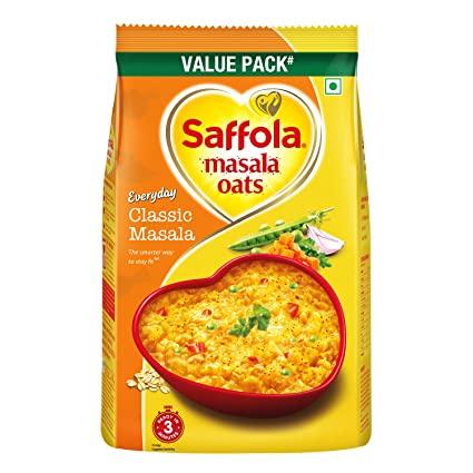 SAFFOLA MASALA OATS - CLASSIC MASALA - 500 GM