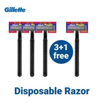 GILLETTE PRESTO RAZOR - BUY 3 GET 1 FREE